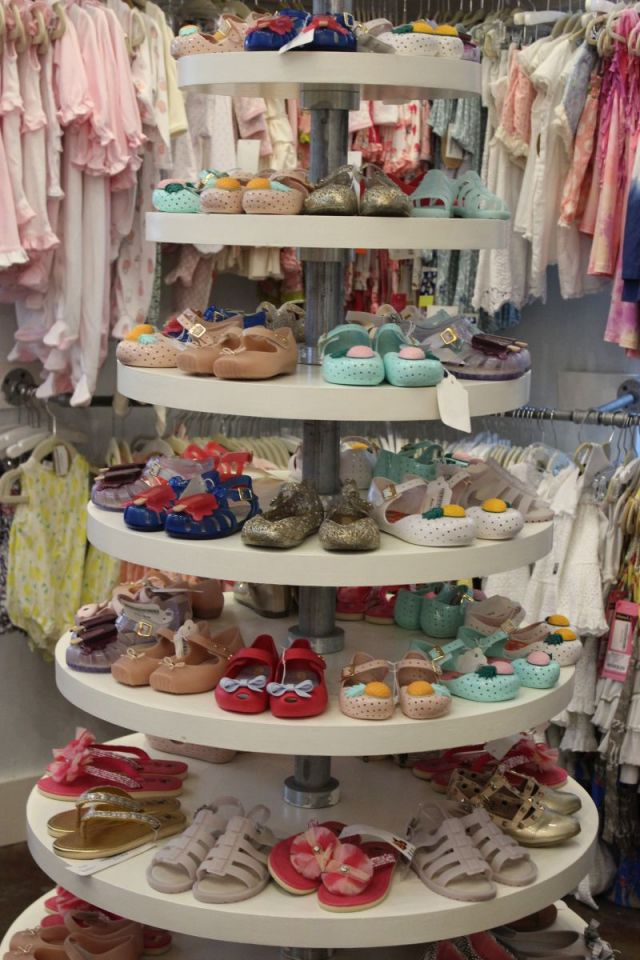 The shoes alone, oh my the cuteness.  They no longer sell online, sorry to tell you this, but you may want to give them a call if you see something here.