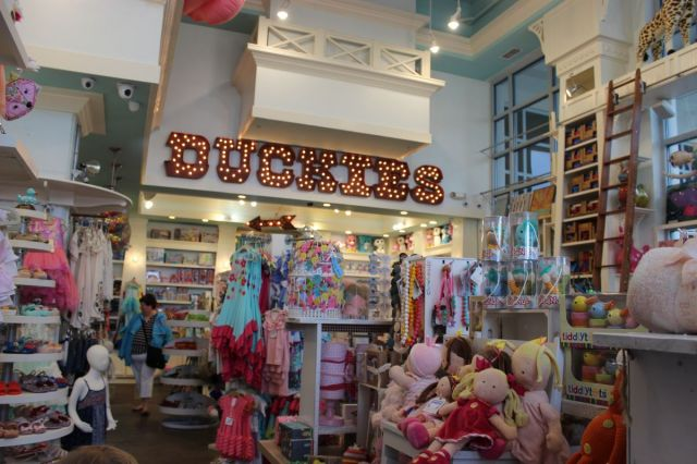 Seagrove is the home of adorable shops including my favorite toy store named  Duckies .  There s also Willow, a lovely clothing boutique for women and Mercer for men.   Oh my we were in here forever!