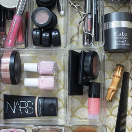 My now  Pretty  Make-Up Drawer
