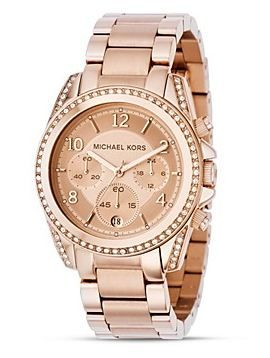 This watch by Michael Kors is on my  gotta have   list .