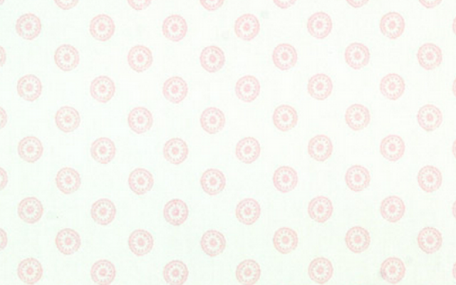 Premier Print's 'Chelsea' in Bella Twill colorway.  It's an updated polka dot with block print personality.  Perfecto.